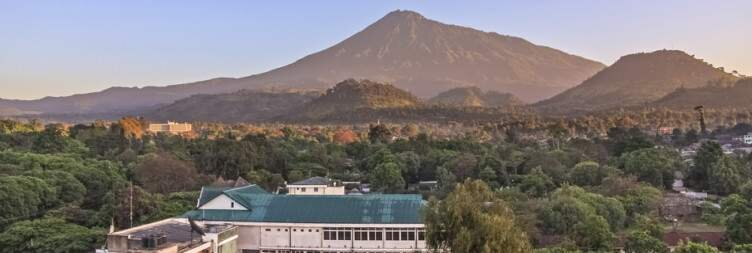 Arrival in Arusha