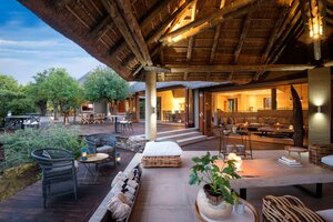 Lush Private Game Lodge