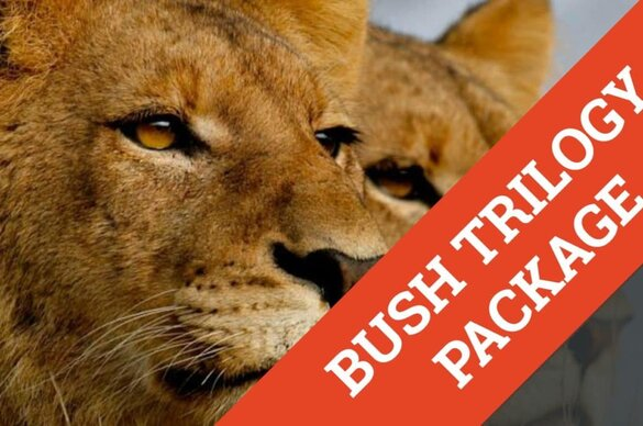 8 NT LUXURY BUSH TRILOGY