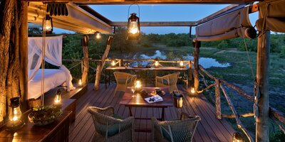 Motswari Private Game Reserve