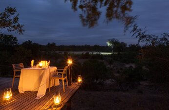 Honeymoon Offer - 50% Off for the Bride - Simbambili Game Lodge
