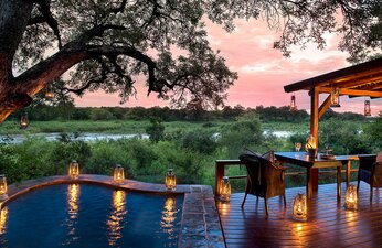 Lion Sands Tinga Lodge - SADC Rates
